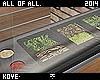Salad Subway Display