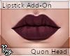 Berry Lipstick - Quon