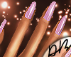 T  Pale Pink Lush Nails