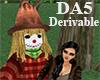 (A) Scarecrow Seat