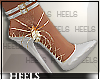 !H! Greek Goddess heels