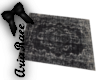 6C Black Tarnished Rug