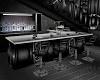 Ornate Beverage Bar