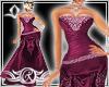 Bride Fushia Dress XXL