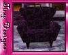Tiny Purple Loft Chair