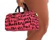 LV Pink Kala Handbag
