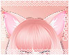 Neko Ears |Pink