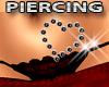 Heart Stud Body Piercing