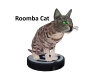 SC Roomba Vacuum Cat