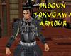 Shogun Tokugawa Armour