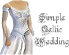 Simple Celtic Wedding