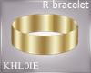 K goddess  R bacelet