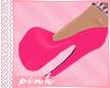 PINK-Heels Pink