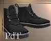 PdT Casual Blk Boots M
