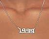 F. 1999 Silver