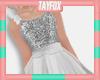 Kid Silver Dress