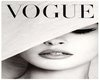 Vogue Cover 2 Blk n Whit