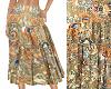 TF* Vintage Midi Skirt