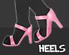 S| Paw Heels Pink