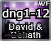 David&Goliath-Jonas Aden