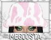 Bucket Hat   Pink Cow
