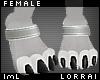 lmL Anklet Silver F