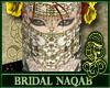 Bridal Naqab White