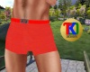 TK-Rainbow Man Shorts 1