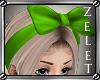  LZ Kid St. Patty's Bow