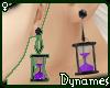 *Dy} Hourglas Earrings.4