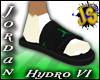 JS Hydro VI FlipFlop Grn