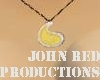 Yellow Ajah Necklace