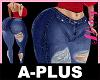 A-PLUS Bimbo Jeans