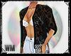 WM.{Lace.Kimono|Black]