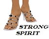 Black diamond heels