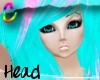 C; Vicky Cute Head