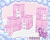 ✿ little bunny blocks