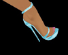 ! Powder Me Blue Heels