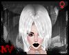 ✚Goth Elle White-Hair