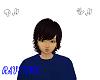 kid head greeneyes