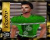 Chrstms Green Polo