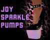 Joy Sparkle Pumps