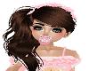 Kid Pink HeadBandHairBr