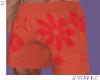 [Gel]Alez Orange Shorts