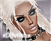 ✘Carley Platinum Hair