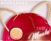 M! Shiny Gold Cat Ears