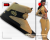 R* F. Title Kicks Khaki