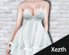 [Xe.]White dress - lady