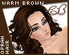 Oprah Warm Brown