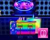 CD Neon Party Bar